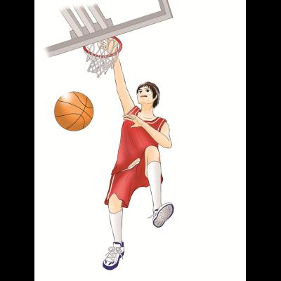 部活、バスケットボール部、学校生活