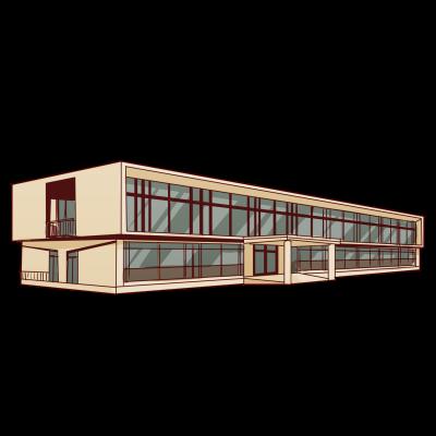 モダニズム建築家アントニン・レーモンド設計の名建築