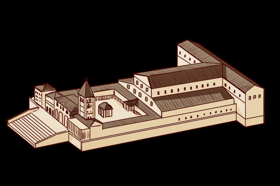 バチカン市国にあるカトリック教会の総本山。世界遺産。