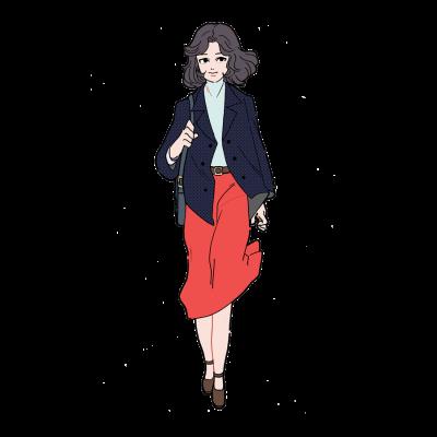 懐かしファッション、ニュートラ/70年代