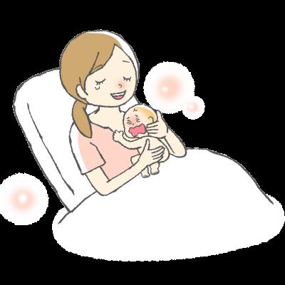赤ちゃん、育児、出産