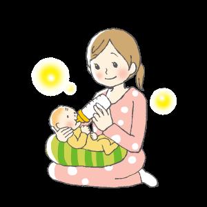 赤ちゃん、育児、ミルク