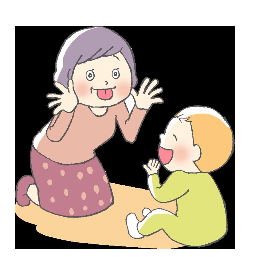 赤ちゃん、育児、ママ、あやす
