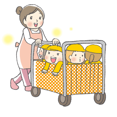 幼児、育児、保母さん、保育園