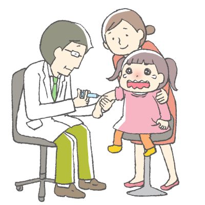 幼児、育児、医者
