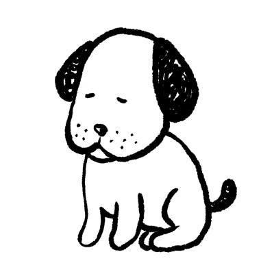動物、生活、犬