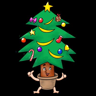 クリスマス、クリスマスツリー、イベント、社会
