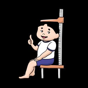 身体測定、学校、体操服