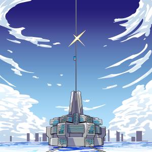 SF、軌道エレベーター